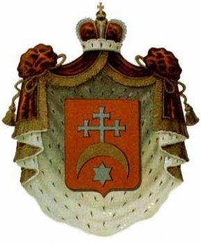 Герб князей Вишневецких
