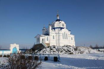 Скитская церковь Благовещения Пресвятой Богородицы