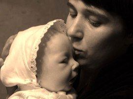 Мать с ребенком
