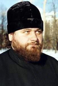 Священник Сергий Сидоров