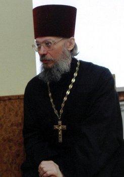 Протоиерей Вячеслав Тулупов