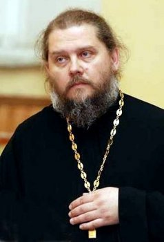 Священник Андрей Лоргус