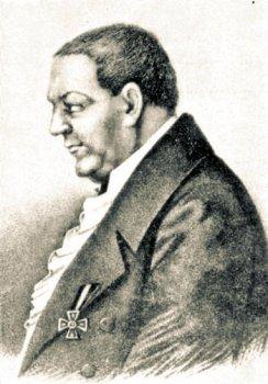 Фридрих Иосиф (Федор Петрович) Гааз