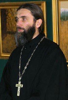 Протоиерей Сергий Вишняков