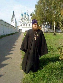 Протоиерей Андрей Ефанов