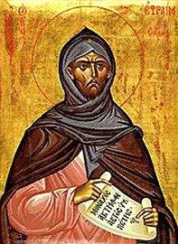 Преподобный Ефрем Сирин