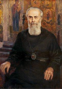 Митрополит Антоний (худ. Марина Вишняк)