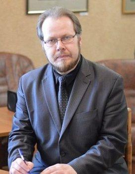 Писатель Алексей Федотов