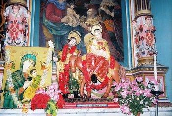 Апостол Фома в Индии