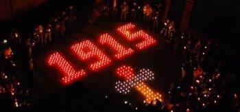 Память жертв геноцида армян в 1915 г.