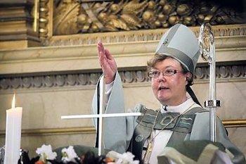Ирья Каарина Аскола, женщина-епископ
