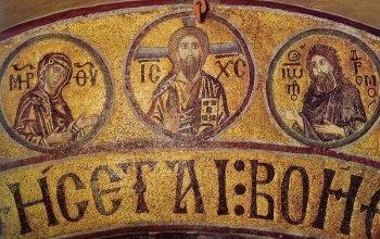 Мозаика Софии Киевской