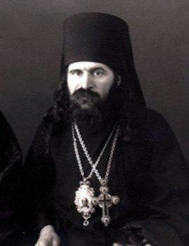 Молодой владыка Иоанн, епископ Шанхайский