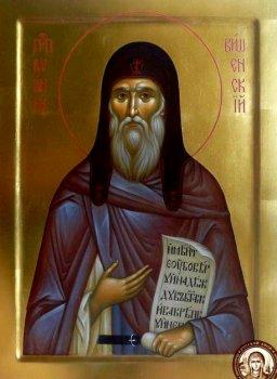 Преподобный Иоанн Вишенский