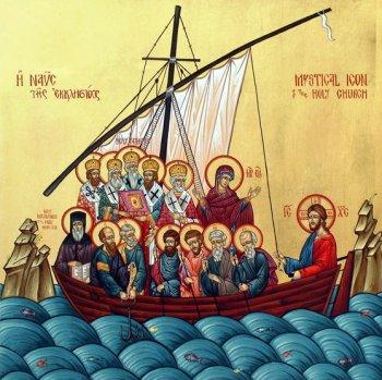 Церковь — корабль спасения