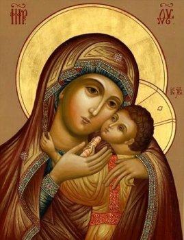 Корсунская чудотворная икона Божией Матери