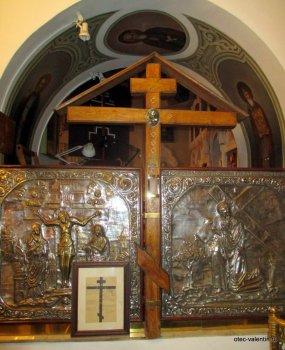 Крест отца Валентина