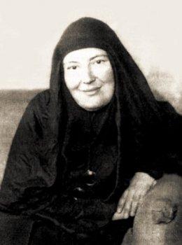 Монахиня Мария Скобцова