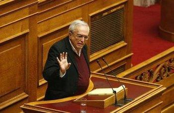 Министр образования Греции Аристидис Балтас