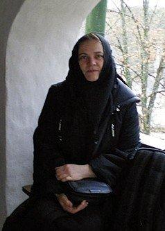 Монахиня Евфимия (Аксаментова)