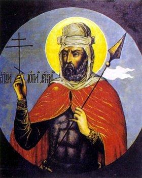 Святой мученик Лонгин Сотник