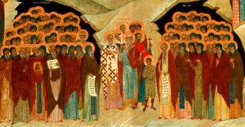 Преподобные Отцы Киево-Печерские. Монахиня Иулиания Соколова. 1920-1930