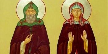 Святые князь Петр и княгиня Феврония Муромские
