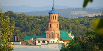 Монастырь свв. Кирилла и Мефодия в Уйковицах
