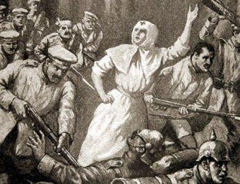 Подвиг медсестры Риммы Ивановой