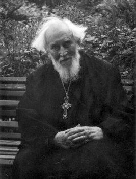 Священник Михаил Васнецов