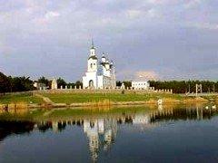 Свято-Миколаївський собор м. Комсомольск