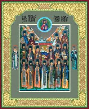 Преподобномученики Мгарские