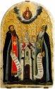 Преподобные Антоний и Феодосий