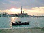 Венецианский залив и церковь святого Георгия-на-Острове