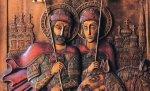 Святые князья-страстотерпцы Борис и Глеб