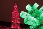Елка на главной площади Брюсселя