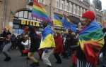 Гей-парад на Бессарабской площади