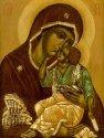 Яхромская икона Божией Матери