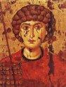 Свщмч. Георгий Победоносец, Ок. 1170 г. Успенский собор Московского Кремля